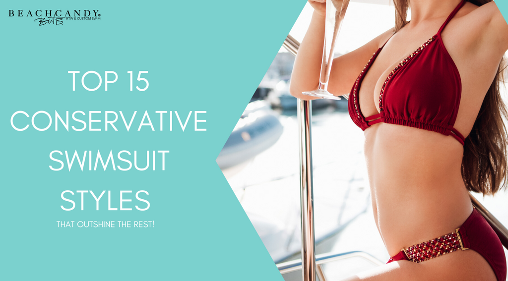 conservative womens swimwear