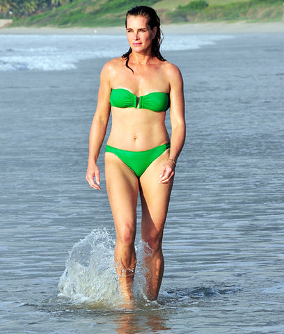 brooke shields swimsuit