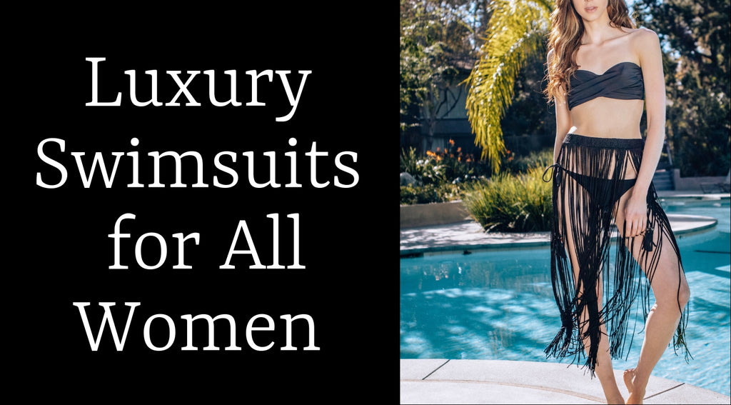 Luxury Swimsuits