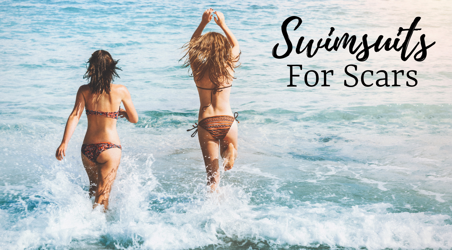 Swimsuits for Scars