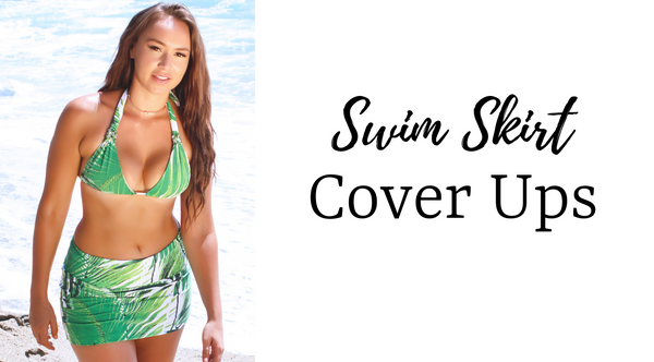 Swim Skirt Cover Ups