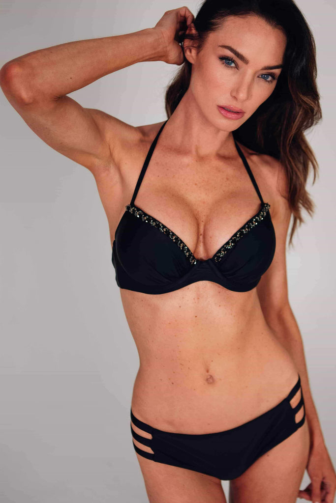 best push up bikini tops
