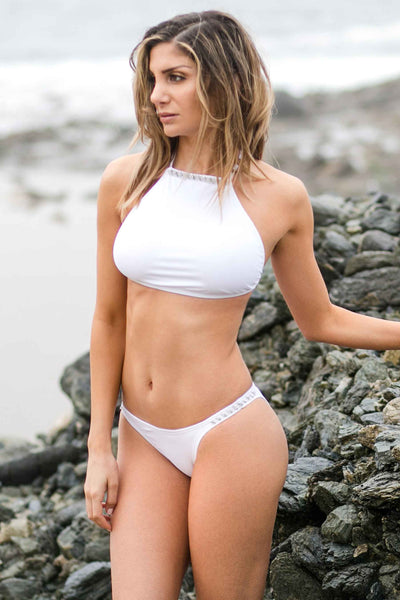 full chest coverage swimsuit top