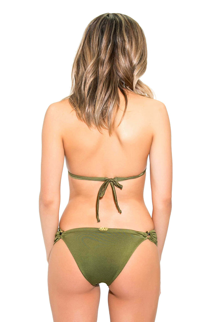 most supportive bikini halter