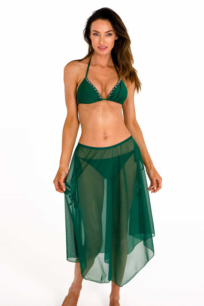 skirt swimsuit cover up