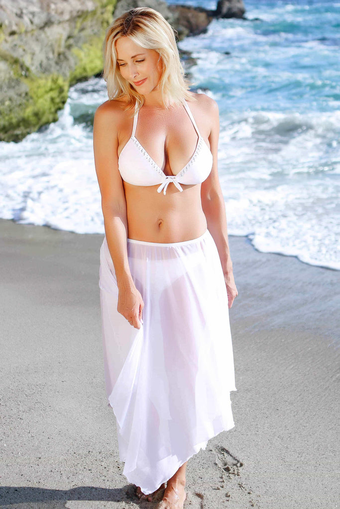 best beach skirt cover up