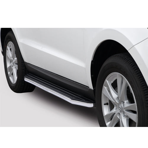 TUCSON 2016+ RUNNING  BOARDS