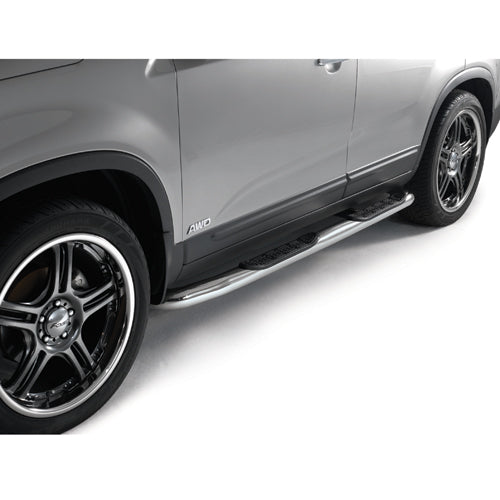 SANTA FE 2013-2018 CHROME SIDE STEPS