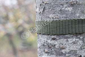 Habitech 250' Tree Tie Strap Staking and Guying Material, 1,800 Lbs Strength