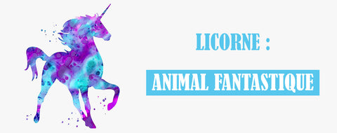 licorne animal fantastique