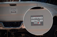 Load image into Gallery viewer, Certified Door System Installer Vehicle Decal