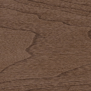 PrismaGuard Finish Classic Craft® Walnut Grain Sample (multiple stain colors)