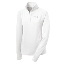 Load image into Gallery viewer, Sport-Tek Ladies Stretch 1/2-Zip Pullover