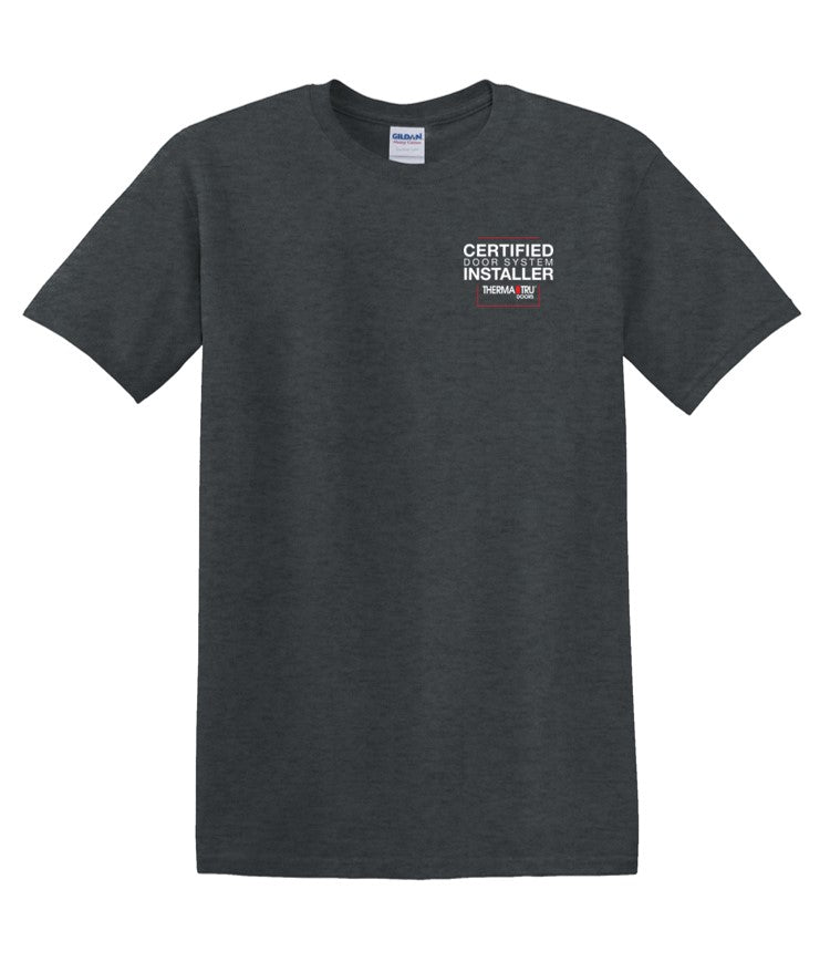Certified Door System Installer T-Shirt