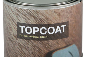 Same-Day Stain (Low-Gloss Top Coat)