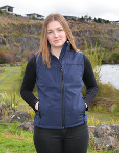 R014F Result Ladies™ Classic Softshell Vest