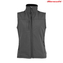Load image into Gallery viewer, R014F Result Ladies™ Classic Softshell Vest