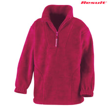 Load image into Gallery viewer, R033B Result Youth Polartherm Qtr. Zip Top
