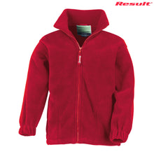 Load image into Gallery viewer, R036B Result Youth Polartherm Full Zip Top