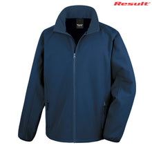 Load image into Gallery viewer, R231M Result Adult Printable Softshell Jacket