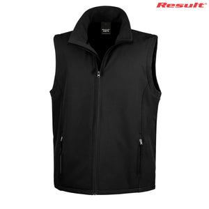 R232M Result Adult Printable Softshell Vest