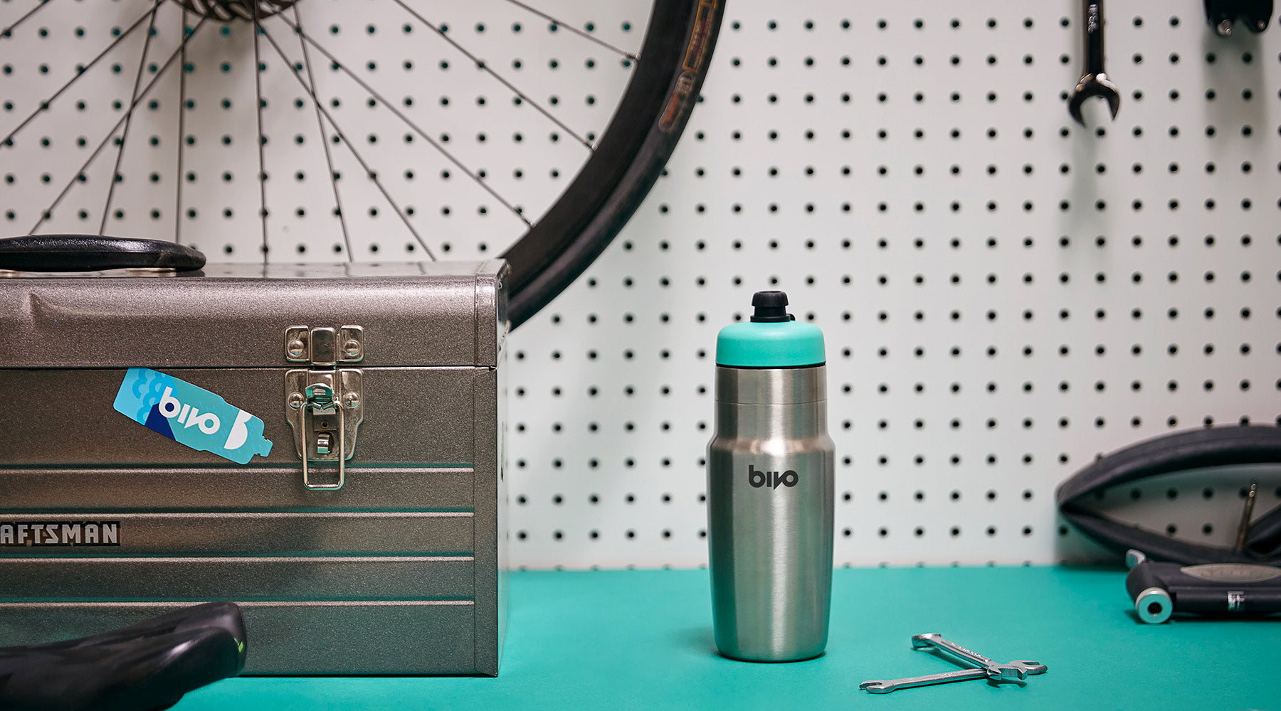 Bivo One Stainless Steel Bottle