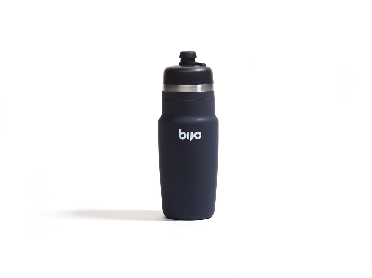 Bottle front black