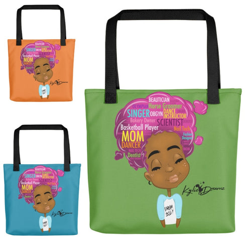 Dream Carrier Tote - Kylie Dreamz