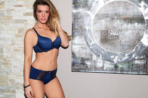 Fit Fully Yours Midnight Blue Elise Moulded bra