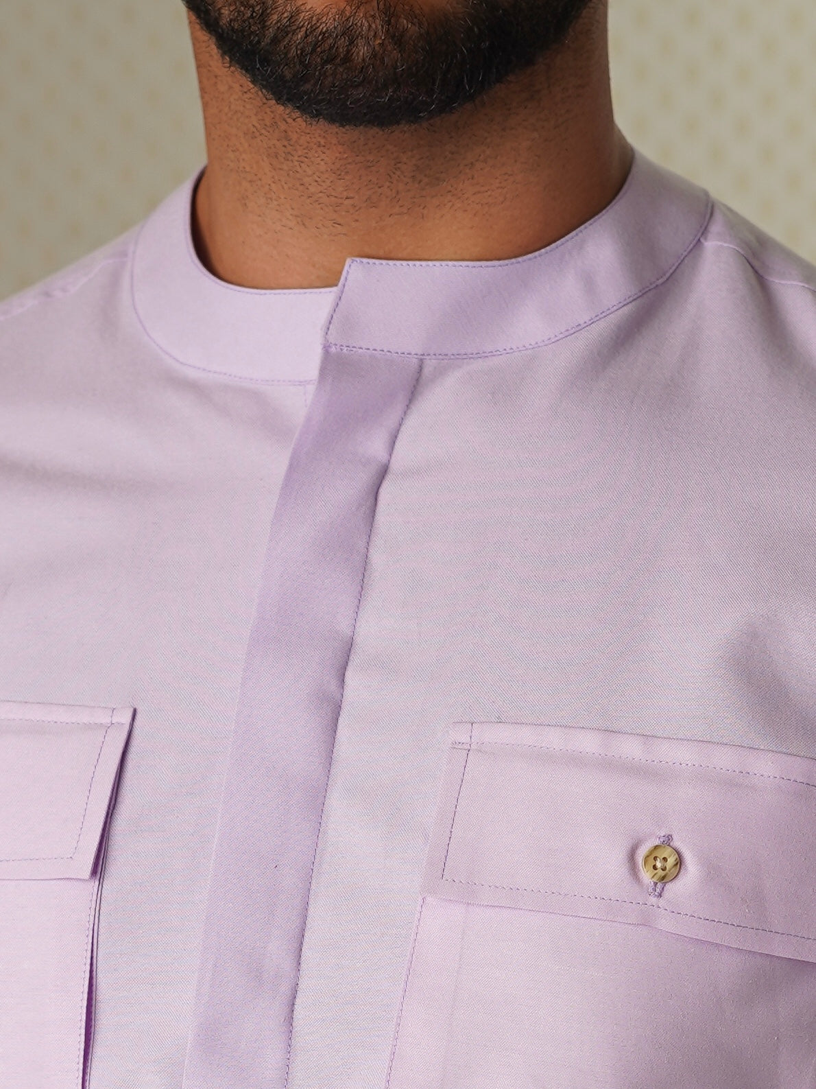 Double Pocket Civilian Shirt
