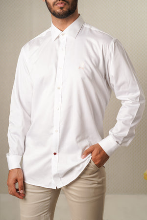 Tulip monogram shirt-JC Lagares official website | JCL.