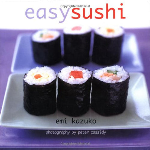 Easy Sushi Cookbook