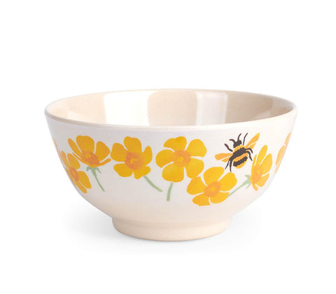 Buttercup Picnic Bowl