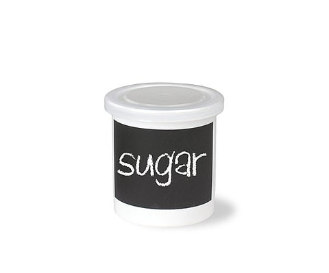 ASA Selection Memo Chalk Label Jar Small