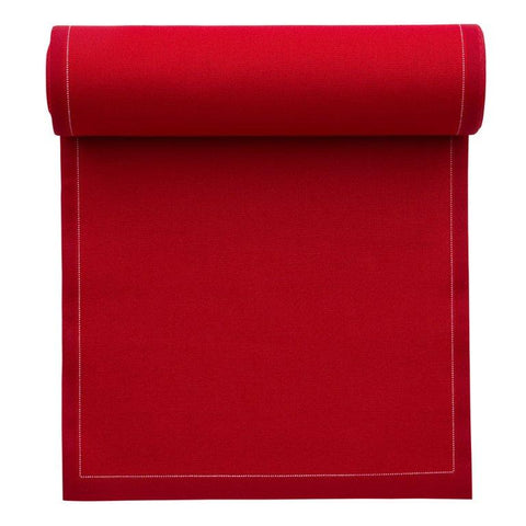 MYdrap MYdrap Red Dinner Napkin Roll