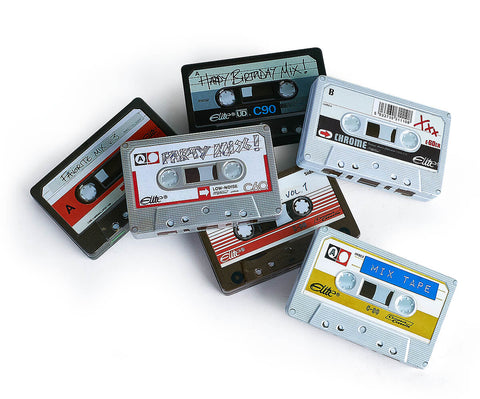 Mix Tape Tin Box