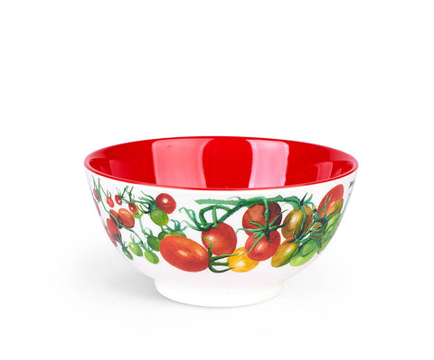 Vegetable Garden Picnic Bowl