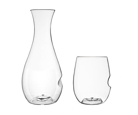 Govino Shatterproof Decanter and Wine Glass
