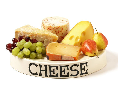 Joanne Hudson Basics English Cheese Platter