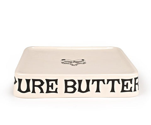 Joanne Hudson Basics English Pure Butter Platter
