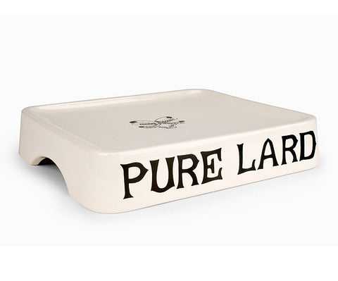 Joanne Hudson Basics English Pure Lard Platter