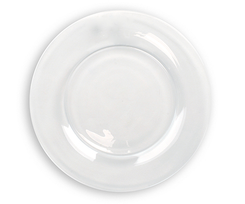 Joanne Hudson Glass Charger Plate Set