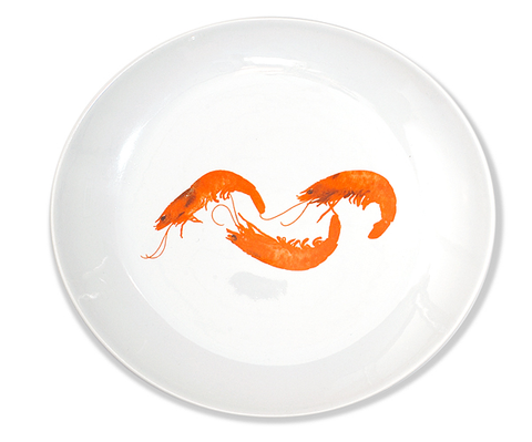 Scampi (Shrimp) Dinner Plate