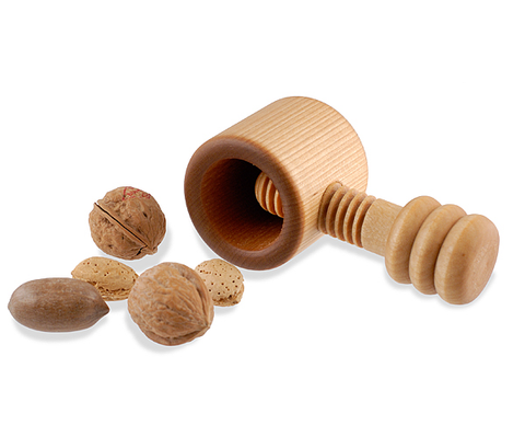 Wooden Nut Crusher