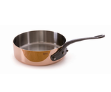 M'Herritage 7 Piece Copper Cookware Set