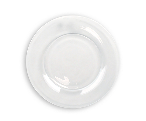 Joanne Hudson Glass Salad Plate Set