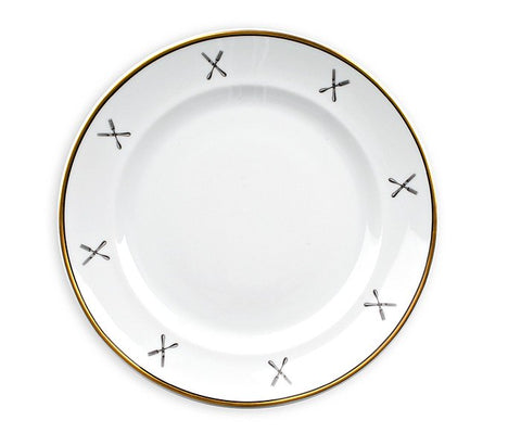 La Cornue Maison Dinner Plate Knife & Fork Design