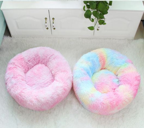 marshmallow cat bed fluffy cat bed
