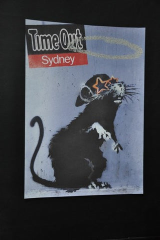 Time Out Sydney Limited Poster