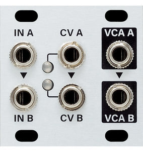 Intellijel Designs Dual VCA